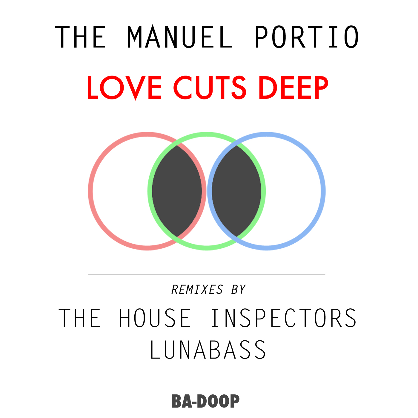 The-Manuel-Portio_Love-Cuts-Deep-EP_Ba-Doop_Artwork